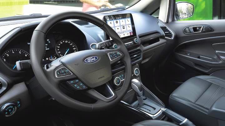 Ford EcoSport Titanium 1.0 Ecoboost AT 20182