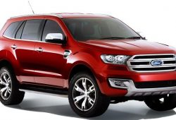 FORD EVEREST TITANIUM 2.0L 4×4 AT