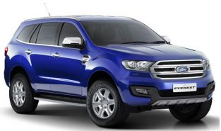 FORD EVEREST 2.0L TREND 4×2 AT
