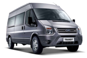 FORD TRANSIT LUXURY 2.2L