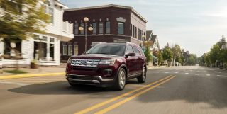 New Ford Explorer 2020