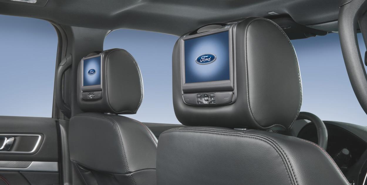 New Ford Explorer 202010