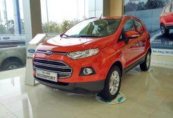 Đặc điểm đáng giá cơ bản của xe Ford Ecosport